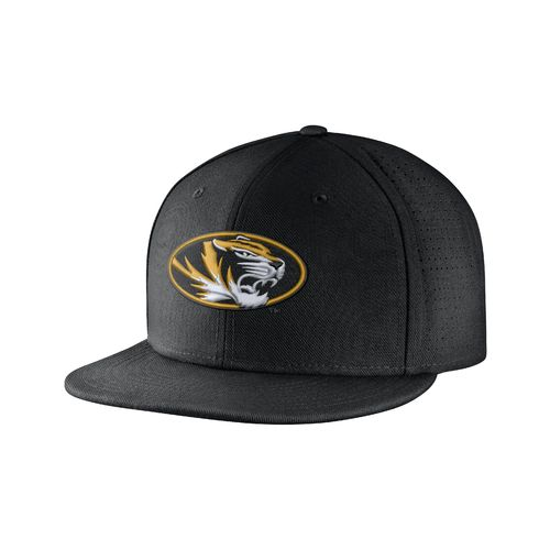 Nike™ Men's University of Missouri True Vapor Fitted Cap