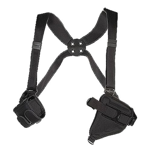 Bianchi Tuxedo Horizontal Shoulder Holster Set