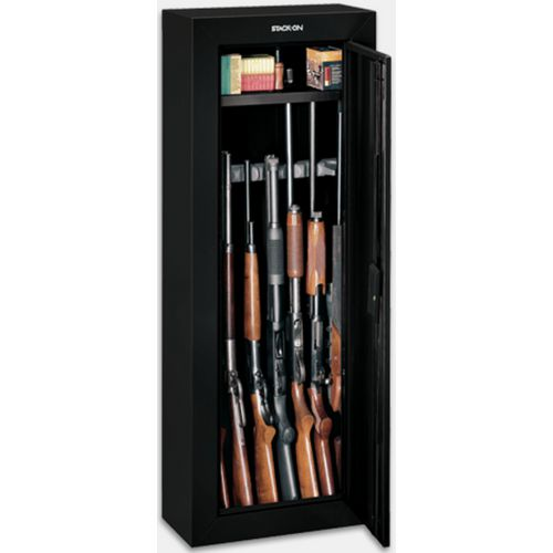 Stack-On 8-Gun Steel Security Cabinet - view number 2