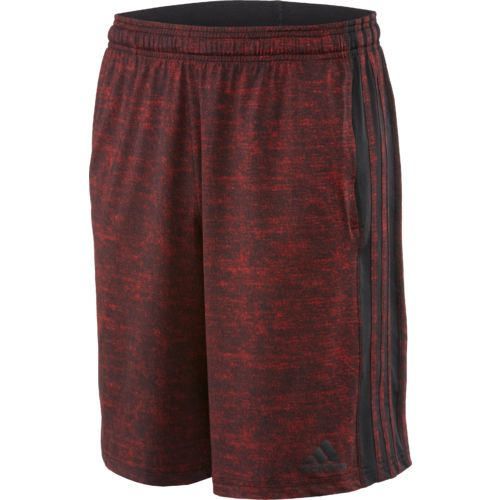 adidas™ Men's 3-Stripes Heather Training Short