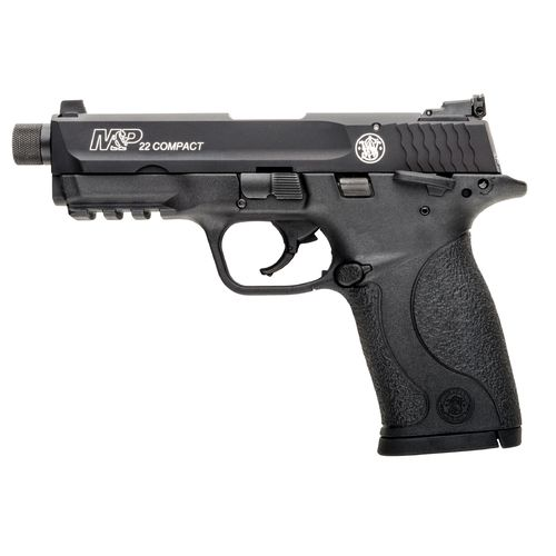 Smith & Wesson M&P22 Compact Suppressor Ready .22