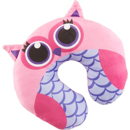 Animal Character Pillow : Northpoint Trading Kids Animal Character Travel Pillow Academy