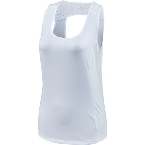 BCG™ Women's Club Sports Scoop Lasercut Tank Top