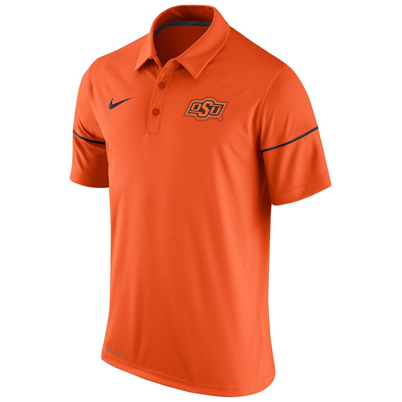 Nike Men's Oklahoma State University Team Issue Polo