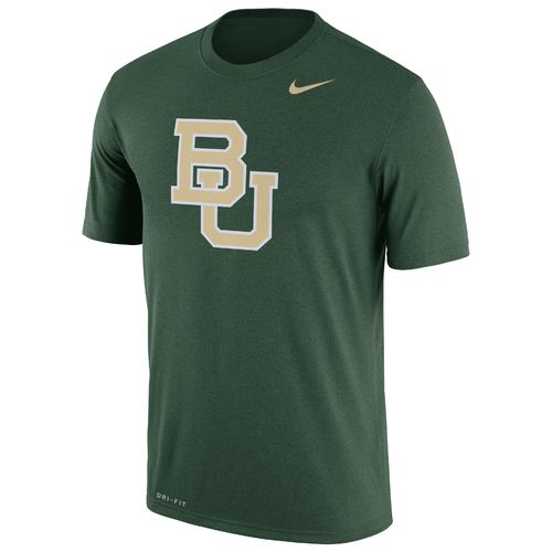 Nike Men's Baylor University Legend Logo T-shirt