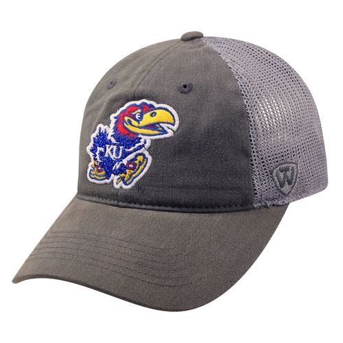 Top of the World Women's University of Kansas Charisma 2-Tone Adjustable Cap