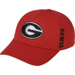 Top of the World Men's University of Georgia Booster Plus Cap - view number 1