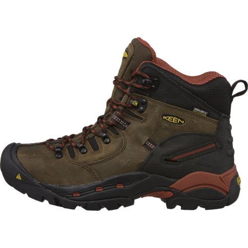 KEEN Men's Pittsburgh Steel Toe Work Boots