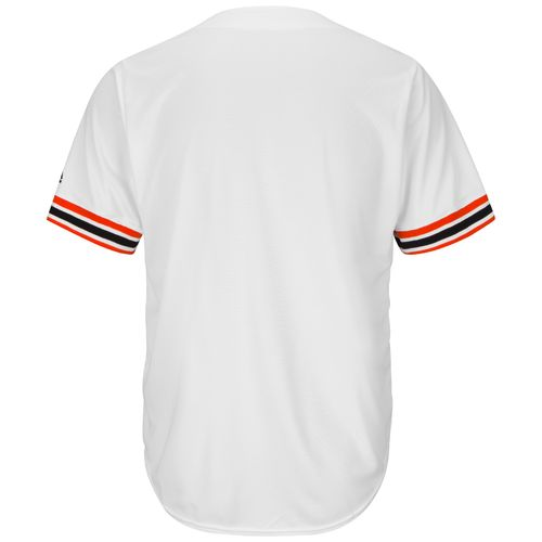 Majestic Men's San Francisco Giants Cooperstown Cool Base 1982 Replica Jersey - view number 2