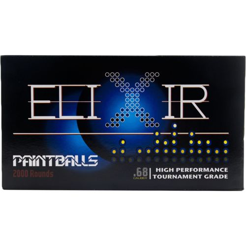 D3FY WPN Elixir Tournament-Grade Paintballs 2,000-Pack