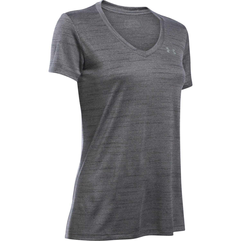 Under Armour® Women's UA Tiger Tech™ V-neck T-shirt