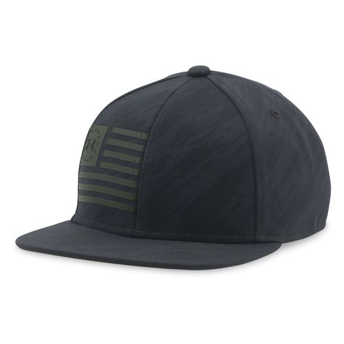 Under Armour Boys' Freedom Snapback Cap