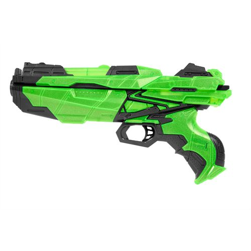 World Tech Toys Glow-in-the-Dark Havoc Spring-Pump Dart Blaster