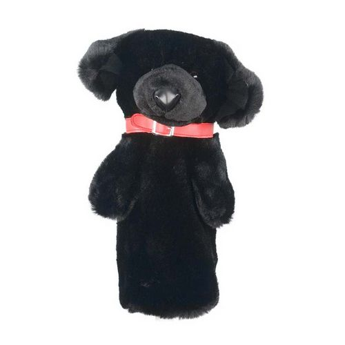 Winning Edge™ Black Lab Ebony Golf Club Head Cover