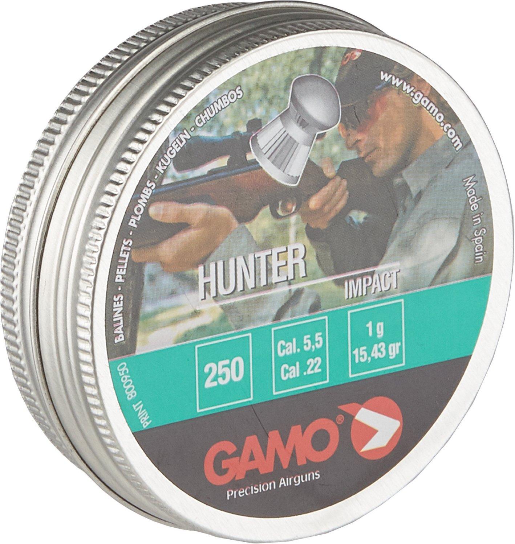 Gamo Hunter .22 Caliber Pellets 250-Pack