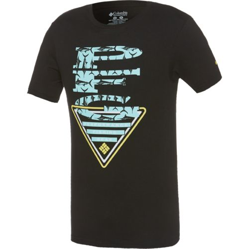 Columbia Sportswear™ Men's PFG Triangle Logo T-shirt