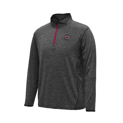 Colosseum Athletics™ Men's University of South Carolina Action Pass 1/4 Zip Pullover