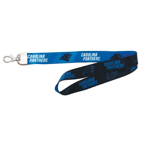 NFL Carolina Panthers 2-Tone Lanyard