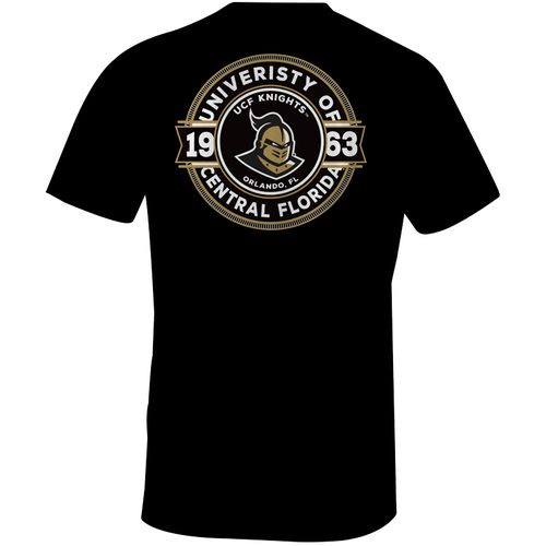 Image One Men's University of Central Florida Rounds Comfort Color Short Sleeve T-shirt - view number 1
