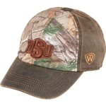 Top of the World Men's Midwestern State University Driftwood Adjustable Cap
