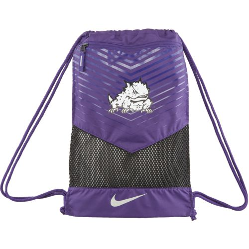 Nike Texas Christian University Vapor 2.0 Gym Sack