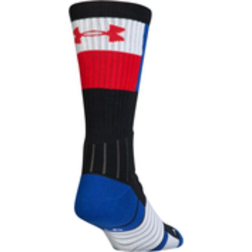 Under Armour Men's Unrivaled Texas Flag Crew Socks - view number 3