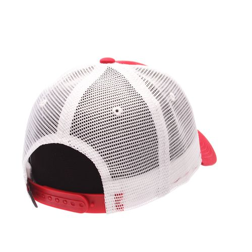 Zephyr Men's North Carolina State University Big Rig Meshback Cap - view number 2