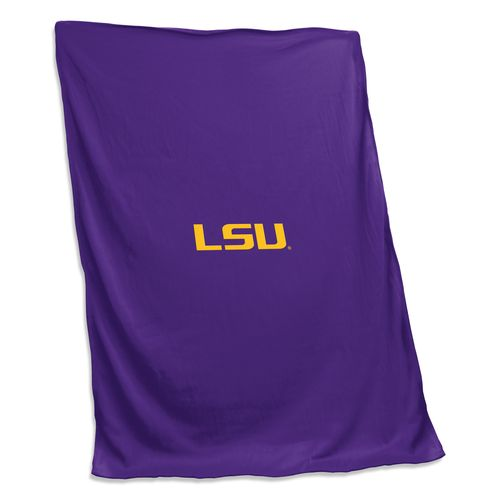 Logo™ Louisiana State University Sweatshirt Blanket