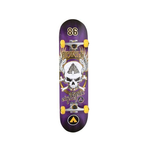 "Airwalk Undone Series Skull 31"" Skateboard"