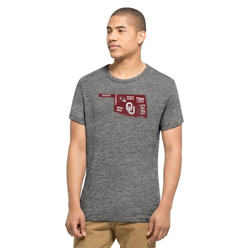 '47 University of Oklahoma State Outline Multilogo Field House T-shirt