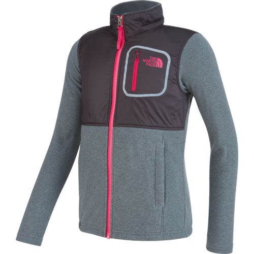 The North Face® Girls' Glacier Track Jacket