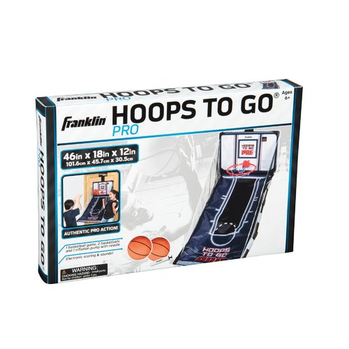 Franklin Hoops to Go Pro Electronic Basketball Game - view number 2