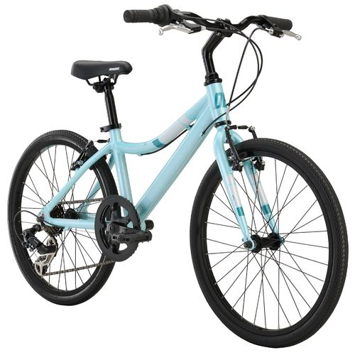 "Diamondback Girls' Clarity 20"" 7-Speed Pavement Bike"