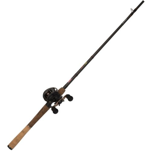 "Display product reviews for Berkley® Lightning Rod™ LowPro 6'6"" MH Baitcast Freshwater Rod and Reel Combo"