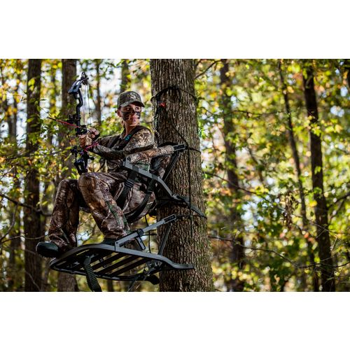 Summit Explorer SD Open-Front Climbing Treestand - view number 2
