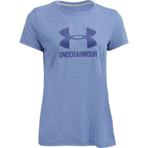 Under Armour Women's Threadborne Train Sportstyle Crew Twist T-shirt