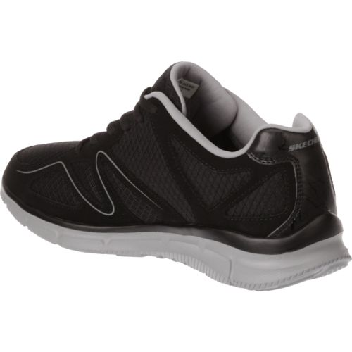 SKECHERS Men's Satisfaction Flash Point Training Shoes - view number 3