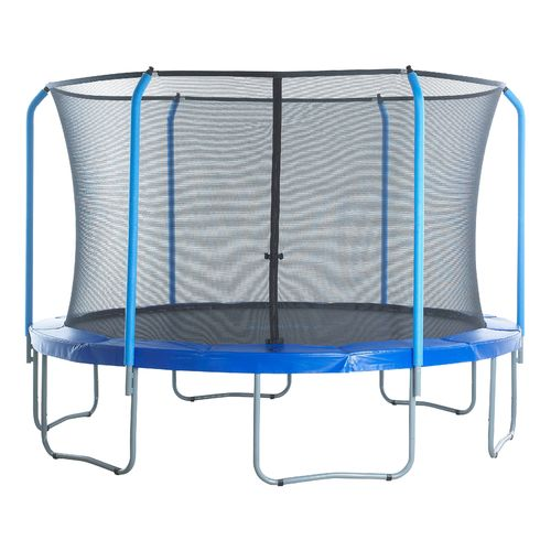 Upper Bounce® Trampoline Replacement Enclosure Net for 8' Round Frames - view number 6