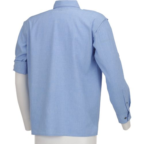 Magellan Outdoors Men's Back Country Heather Long Sleeve Shirt - view number 2