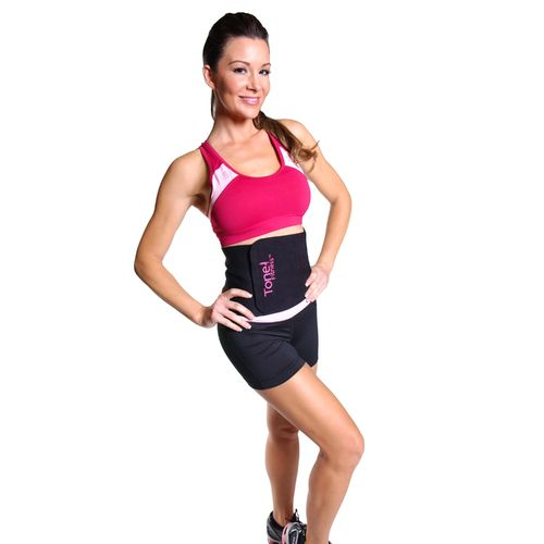 Tone Fitness Waist Slimmer Belt with Gel Pack - view number 2