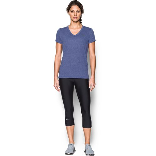Under Armour Women's Threadborne Train Twist V-neck T-shirt - view number 3