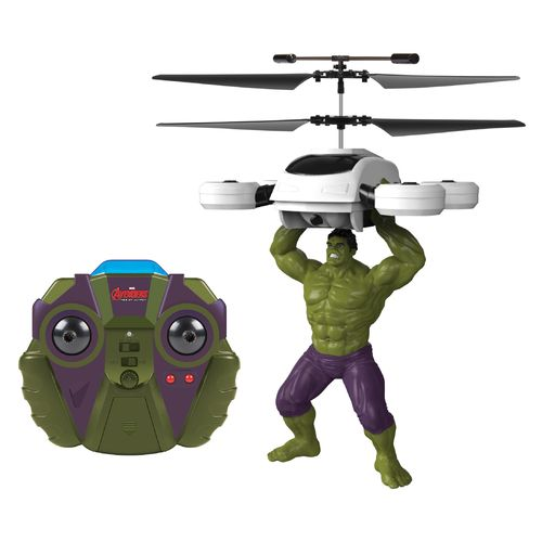 World Tech Toys Marvel Avengers: Age of Ultron Hulk RC Helicopter