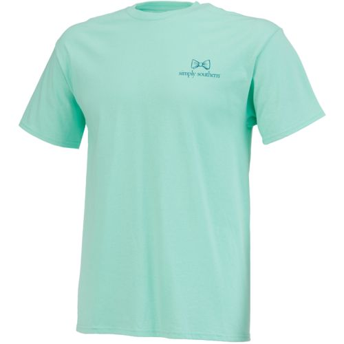 Simply Southern Women's Bowtie T-shirt - view number 3