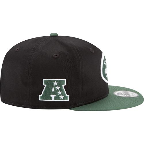 New Era Men's New York Jets 9FIFTY Baycik Snapback Cap - view number 5
