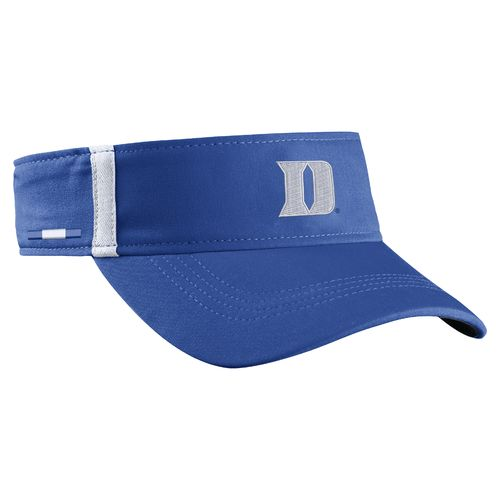 Nike Men's Duke University AeroBill Sideline Visor - view number 3