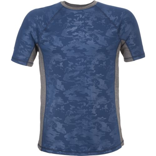 BCG Men's Turbo Hybrid Short Sleeve T-shirt