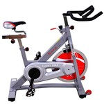 Sunny Health & Fitness Belt Drive Indoor Cycling Bike - view number 3