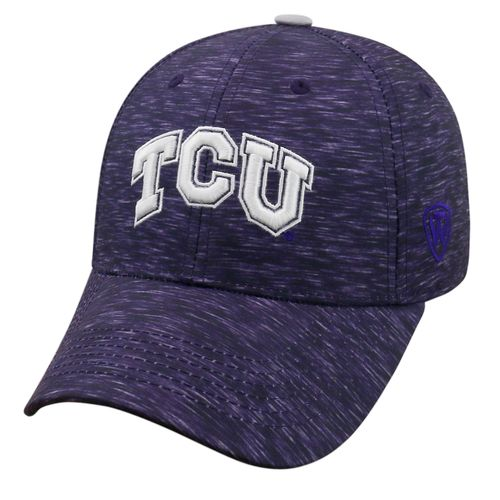 Top of the World Men's Texas Christian University Warpspeed Cap