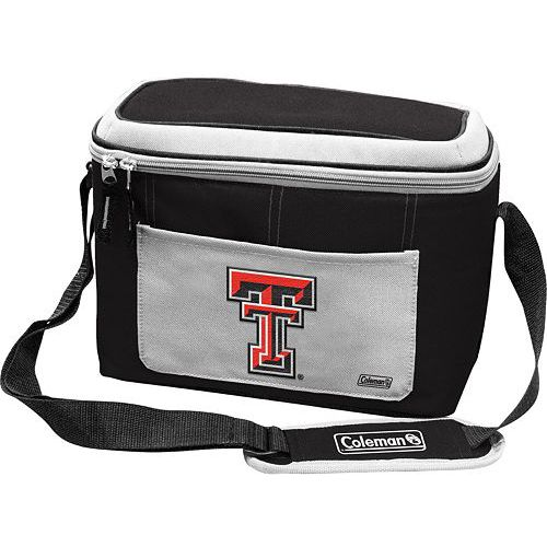 Coleman™ Texas Tech University TLG8 12-Can Soft-Sided Cooler - view number 1