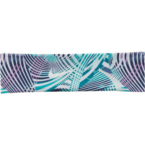 Nike Girls' Printed Fury 2.0 Headband - view number 1